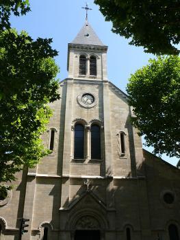 Eglise Saint-Georges de la Villette