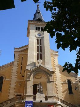 Eglise Saint-Jean Baptiste de La Salle