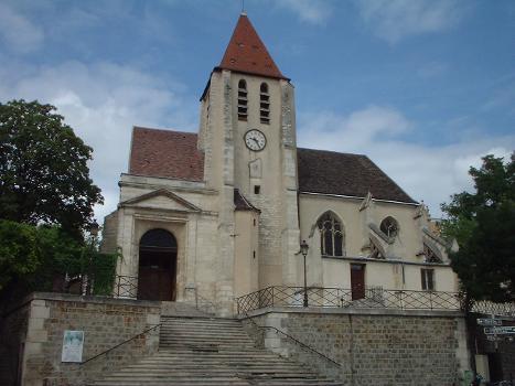 Eglise Saint-Germain de Charonne