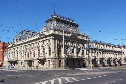 Izrael Poznanski-Palast