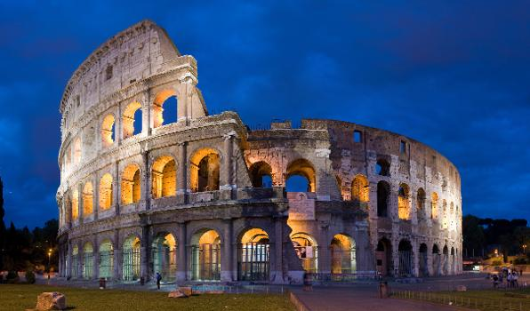 Rom - Kolosseum (Fotograf: Diliff)