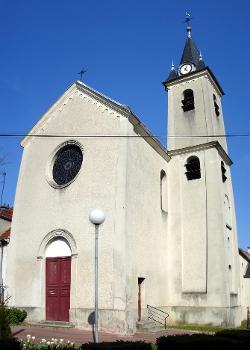 Eglise de Coubron