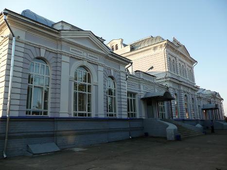 Gare d'Aleksandrov