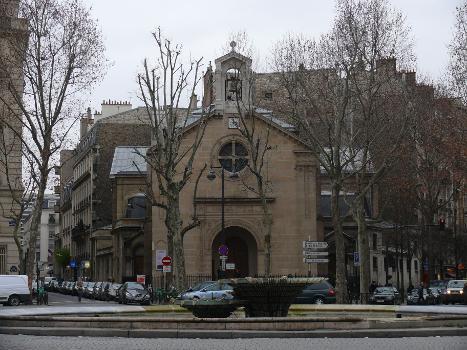 Église Saint-Honoré-d'Eylau