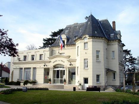 Hôtel de Ville - Ermont