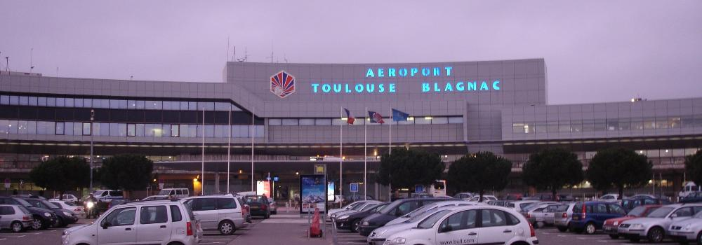 Flughafen Toulouse Blagnac