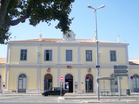 Gare d'Aix-en-Provence