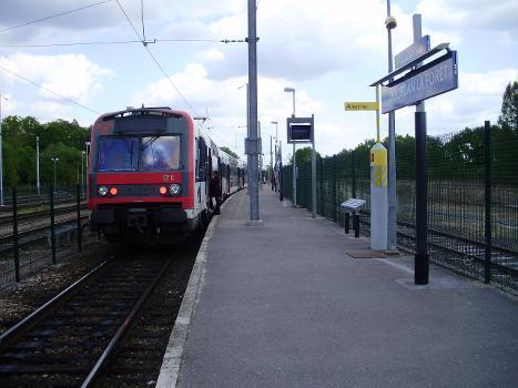 Gare de Dourdan - La Forêt