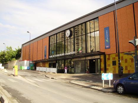 Gare des Boullereaux - Champigny