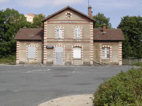 Gare de Poissy Grande Ceinture