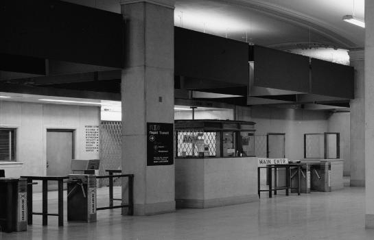 Tower City RTA Station