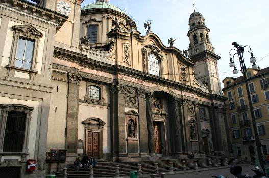 Church of Sant'Alessandro in Zebedia