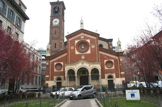 Basilica of Santa Eufemia