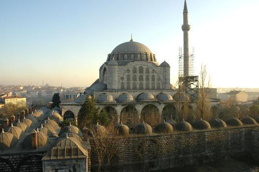 Mihrimah-Sultan-Moschee