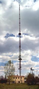 FM- and TV-mast Kosztowy