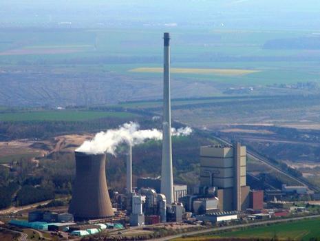 Kohlekraftwerk Buschhaus