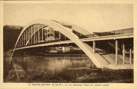 Pont de La-Roche-Guyon