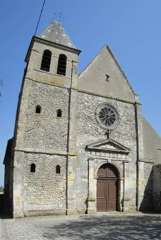 Eglise Saint-Martin - Mareil en France