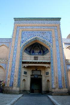 Pachlawan-Machmud-Moschee