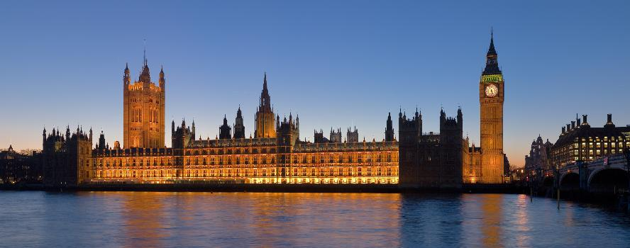 Londres - Houses of Parliament(photographe: Diliff)
