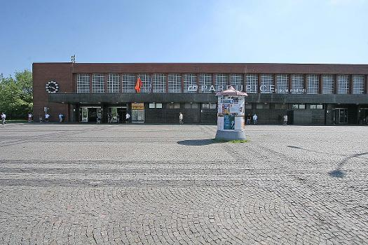 Pardubice Hauptbahnhof
