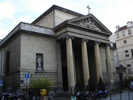 Eglise Saint-Denys-du-Saint-Sacrement