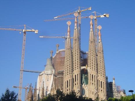 Kirche der Sagrada Familia