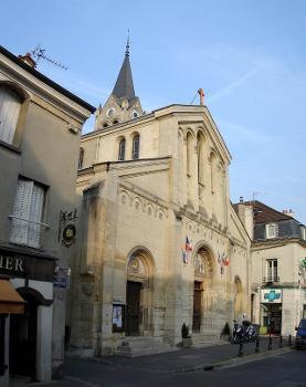 Eglise Saint-Leu-et-Saint-Gilles