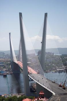 Zolotoy Rog Bridge