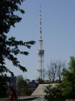 Kiev TV tower