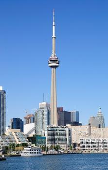 Tour émettrice de Toronto