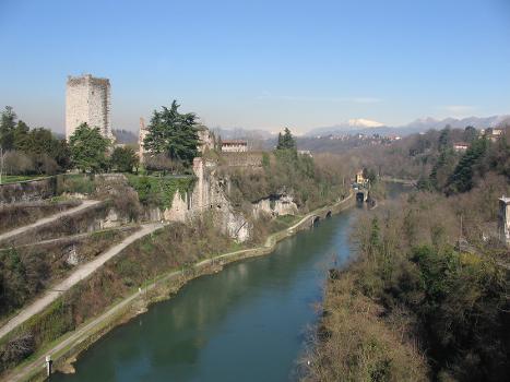 Trezzo-Brücke