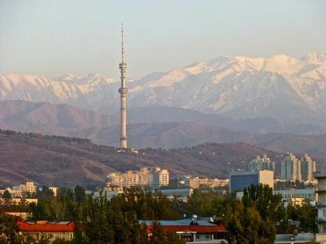 Alma-Ata Television Tower