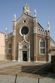 Eglise Madonna dell'Orto (photographe: Nino Barbieri)