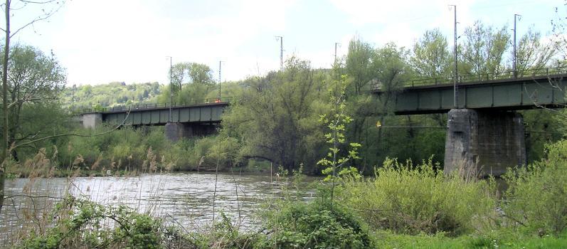 Eisenbahnbrücke Würzburg