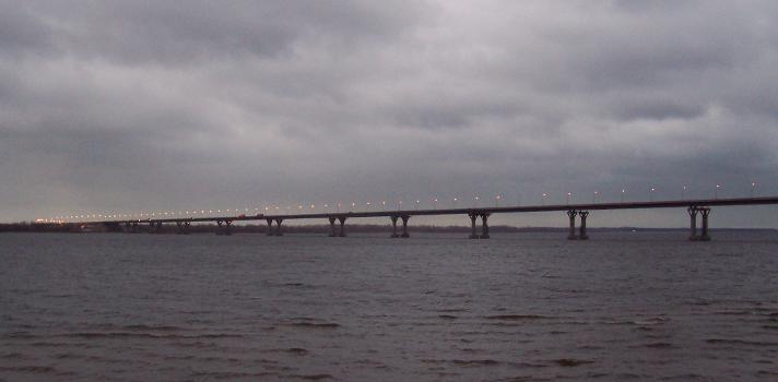 Nouveau pont de Saratov