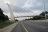 7th Avenue Pedestrian Bridge (N1)