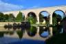 Aquädukt Baden