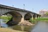 Alte Adourbrücke Dax