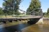 Hängebrücke Ozimek