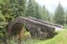 Roman Bridge at Les Clefs