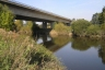 A5 Shrewsbury Bypass Bridge