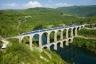 Eisenbahnviadukt Cize-Bolozon