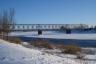 Eisenbahnbrücke Daugavpils