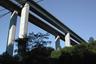 Autobahnbrücke über die Briance