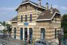 Bahnhof Meudon-Val-Fleury
