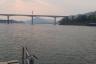 Eisenbahnbrücke über den Mekong