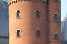 Centrale à gaz de Charlottenburg - Tour de réservoir