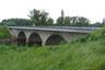 Bodebrücke im Zuge des Altenburger Dammes
