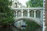 Saint John's College Bridge of Sighs
